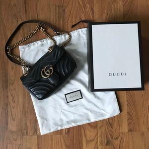 GUCCI Mini Matelassé Bag